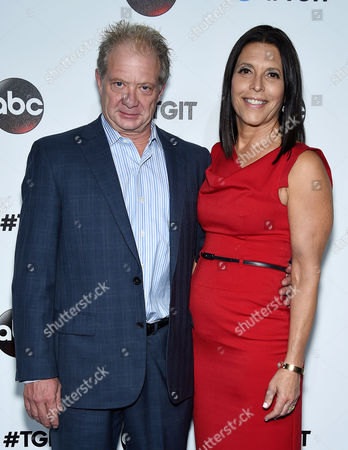 Stock Picture of Jeff Perry and Linda Lowy