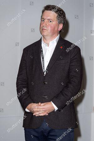 Justin Forsyth, CEO Save The Children
