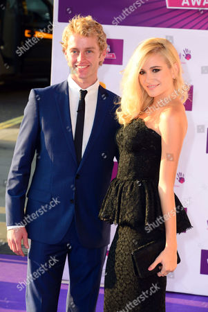 Trent Whiddon and Pixie Lott