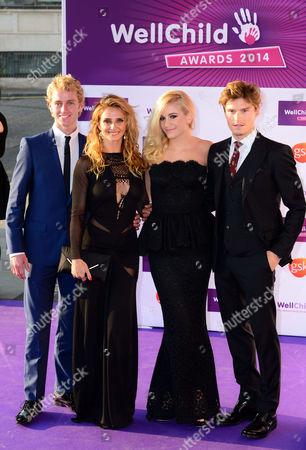 Trent Whiddon, Gordana Grandosek, Pixie Lott and Oliver Cheshire