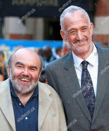 Andy Hamilton and Guy Jenkin