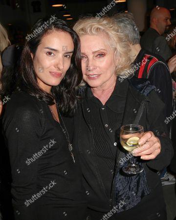 Elle Dee and Deborah Harry