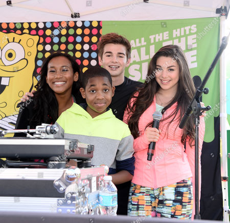 Editorial picture of Nickelodeon's 11th Annual Worldwide Day of Play, Brooklyn, New York, America - 20 Sep 2014