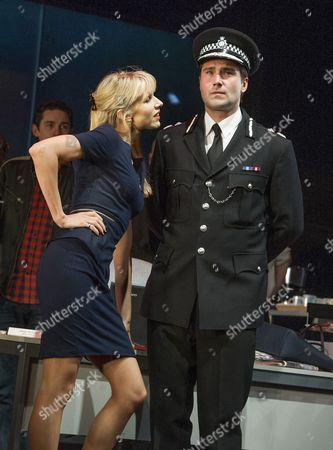 Ben Mansfield as Assitant Commissioner Donlad Doyle Davidson, Lucy Punch as Paige Britain