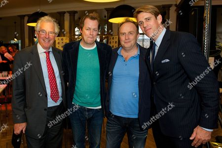 Editorial image of The World's Greatest Quiz organised by Quintessentially Foundation in aid of Dimbleby Cancer Care, London, Britain - 23 Sep 2014