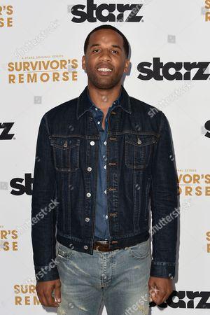 Editorial photo of 'Survivor's Remorse' TV Series Premiere, Los Angeles, America - 23 Sep 2014