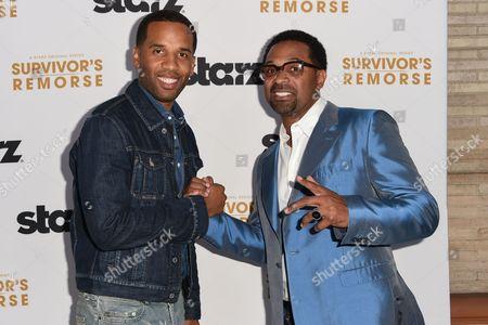Editorial picture of 'Survivor's Remorse' TV Series Premiere, Los Angeles, America - 23 Sep 2014