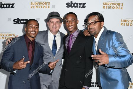 RonReaco Lee, Mike O'Malley, Jessie Usher, Mike Epps,