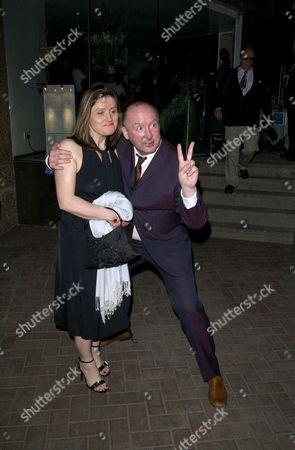 RAY BURDIS AND WIFE