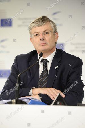 Tonio Borg, European Commissioner for Health