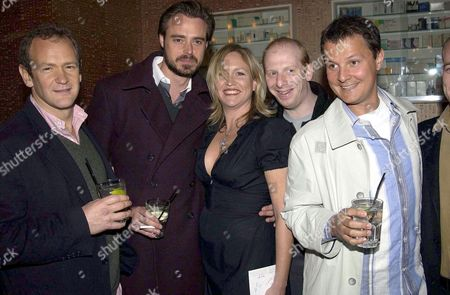ALEXANDER ARMSTRONG WITH JAMIE THEAKSTON AND IMOGEN EDWARDS JONES (C)