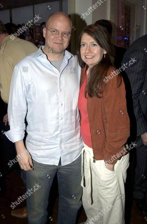 TOBY YOUNG AND WIFE