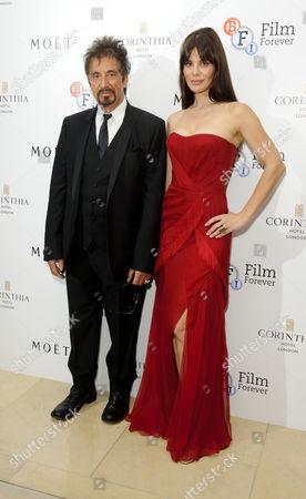 Al Pacino, Lucila Sola