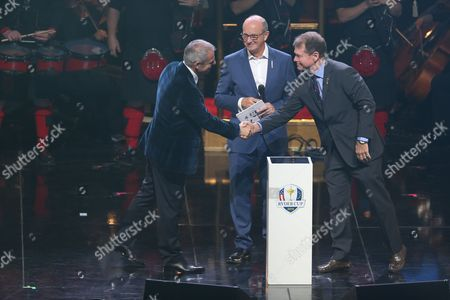 Editorial photo of The 2014 Ryder Cup Gala Concert, The Hydro, Glasgow, Scotland, Britain - 24 Sep 2014