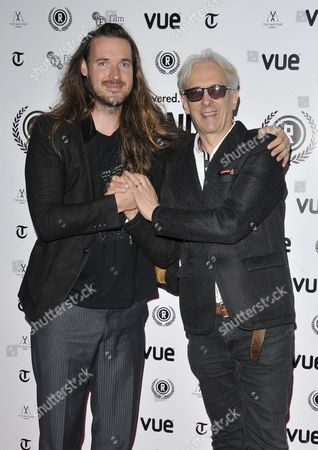 Mike Cahill and Elliot Grove