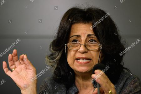 Stock Image of Ahdaf Soueif