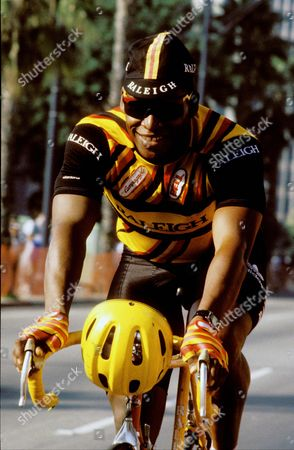 Editorial photo of Cycling