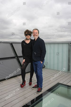 Mary Martin and Carl Turner