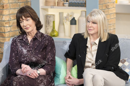 Celia Dodd and Marisa Peer