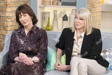 Stock Image of Celia Dodd and Marisa Peer