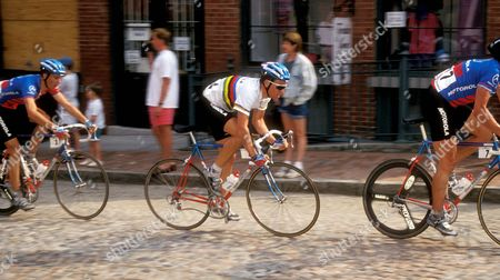 Yates (R) Lance Armstrong - Frankie ANDREU (USA)