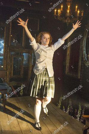 Shannon Tarbet as Bernadette