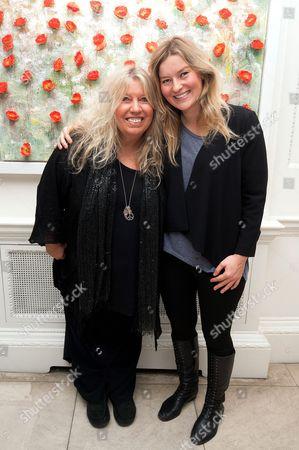 Scarlett Raven and Judie Tzuke