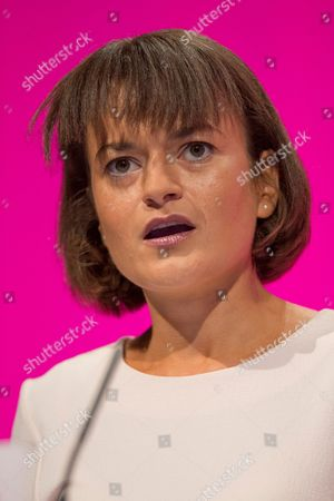 Stock Picture of Johanna Baxter, member of Labour's National Executive Committee
