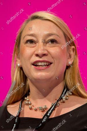 Stock Picture of Labour PPC for Norwich North Jessica Asato