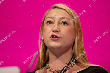 Editorial photo of Labour Party Annual Conference, Manchester, Britain - 21 Sep 2014
