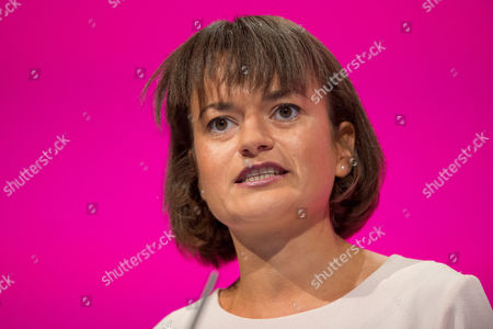 Johanna Baxter, member of Labour's National Executive Committee