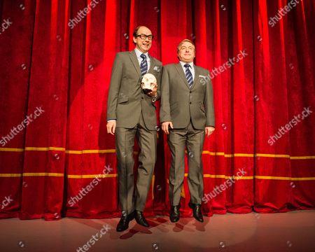 'Eric and Little Ern' starring and written by Jonty Stephens (Eric Morecambe) and Ian Ashpitel (Ernie Wise)