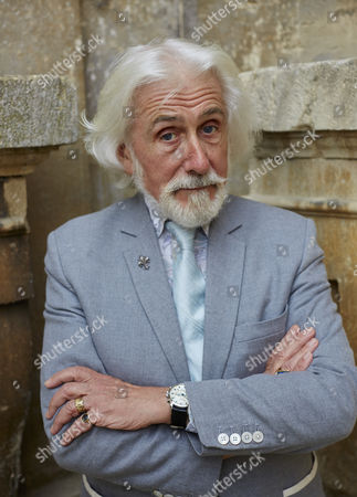 Writer, historian and broadcaster Sir Roy Strong.