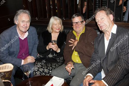 Nigel Planer, Roberta Planer, Christopher Campbell and Richard Bean (Author)