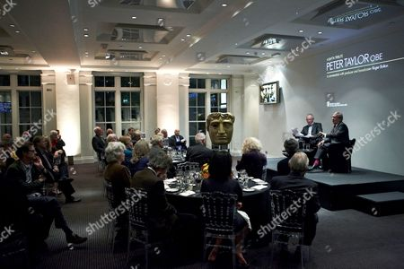 Editorial photo of 'BAFTA: A Tribute to Peter Taylor' event, London, Britain - 26 Sep 2014