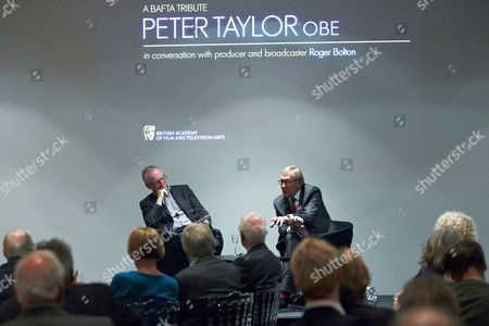 Stock Picture of Roger Bolton and Peter Taylor