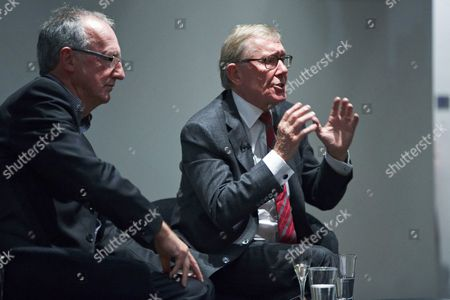 Roger Bolton and Peter Taylor