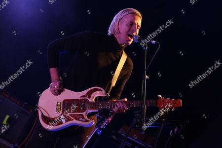 Editorial picture of Loopallu music festival, Ullapool, Scotland, Britain - 27 Sep 2014