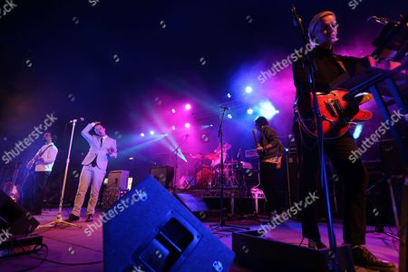 Editorial photo of Loopallu music festival, Ullapool, Scotland, Britain - 27 Sep 2014