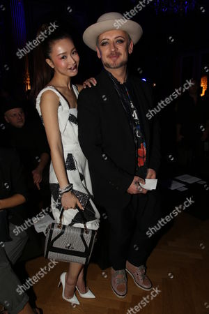 Janice Man and Boy George