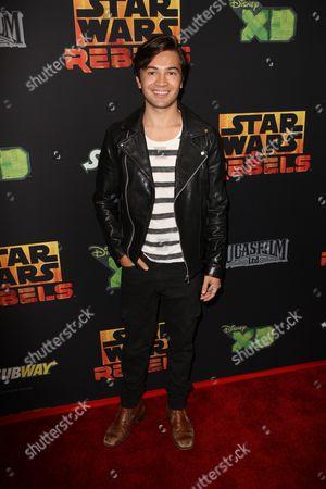 Editorial photo of 'Star Wars Rebels' Film Premiere, Los Angeles, America - 27 Sep 2014