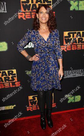 Editorial picture of 'Star Wars Rebels' Film Premiere, Los Angeles, America - 27 Sep 2014