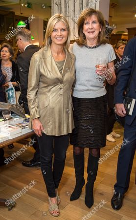 Clare Mountbatten and The Countess of Balfour