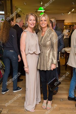 Lucy O'Donnell and Clare Mountbatten