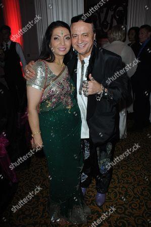 Stock Image of Vanita Patel and Ciro Orsini