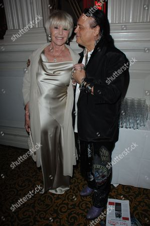 Editorial photo of The 175th Annual Anti-Slavery Ball held at the Grosvenor House, London, Britain - 27 Sep 2014