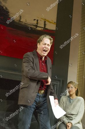 Roger Allam as Leonard, Charity Wakefield as Kate