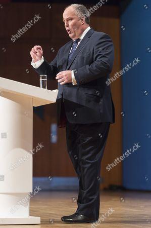 Stock Image of Andrew RT Davies