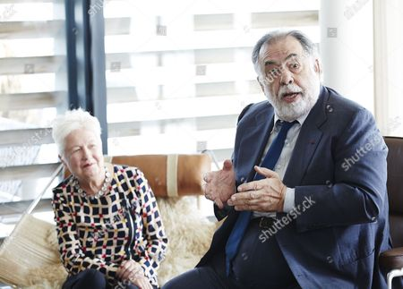 Eleanor Coppola and Francis Coppola