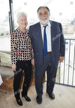 Eleanor and Francis Coppola